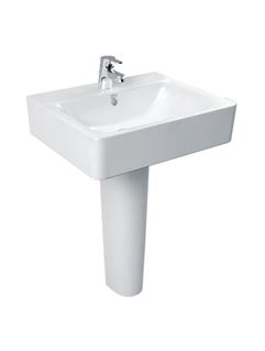 American Standard Wash Basin Full Pedestal Concept Cube