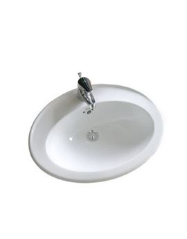 American Standard Wash Basin Over Counter Ceros 460X605X215
