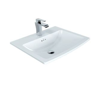 American Standard Wash Basin Self Rimming Nobile 465X550X175