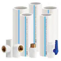 Ashirvad Aqualife uPVC Pipes & Fittings