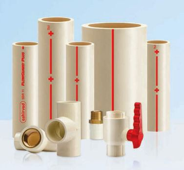 Ashirvad CPVC Pipes & Fittings