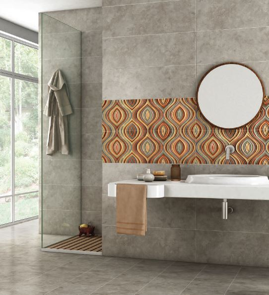 COLORTILE Ceramic Wall Tiles Empire Series 900x300