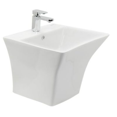 Cera Wash Basin Thin Rim 1Piece Crofton 595x405x390