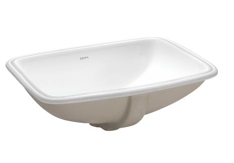 Cera Wash Basin Under Counter Camry 550X405