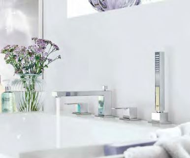 Grohe Taps & Fittings BauMetric Series