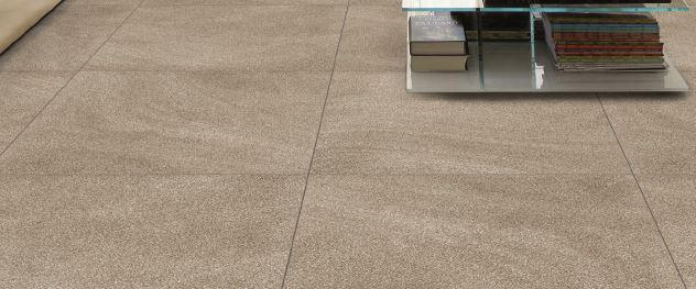 Malwa Vitrified Tile GVT Dune Brown 600x600