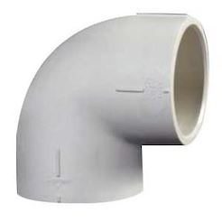 Supreme Aquagold uPVC Elbow