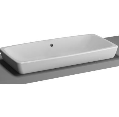 Vitra Wash Basin Bowl Rectangular Metropole 80