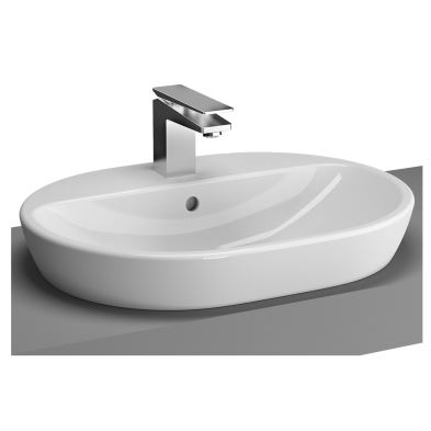Vitra Wash Basin Over Counter Oval Metropole 60